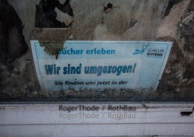 Abriss Roger Thode